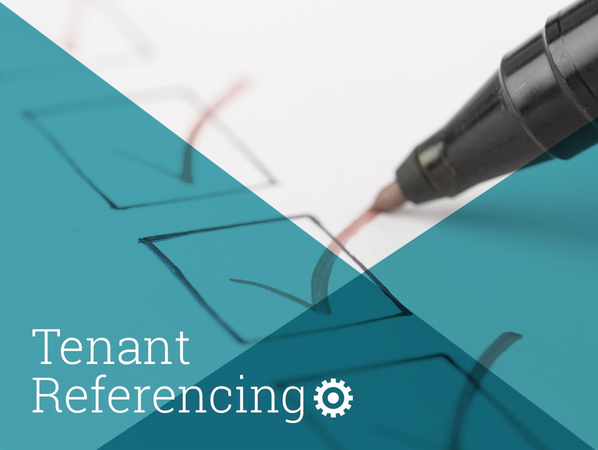 Tenant Referencing Services